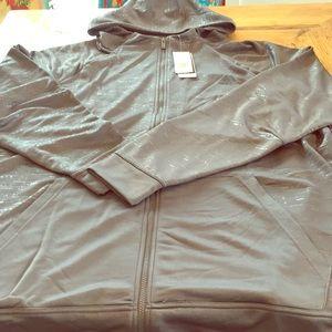 NEW Men's Adidas Zip Front Hoodie